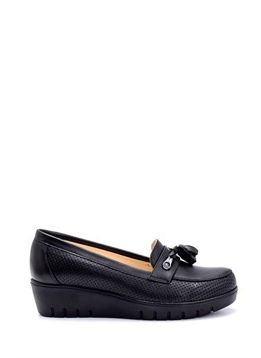 Derimod Kadın Ayakkabı(7278) Casual Siyah